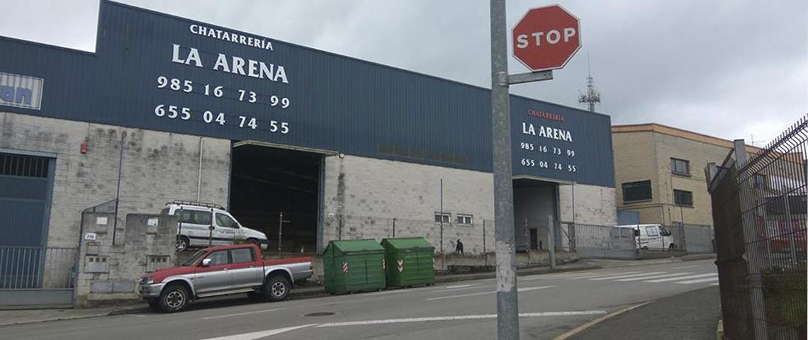 Chatarreria La Arena